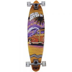 Скейтборд Longboard Shaun White Dawn 38''