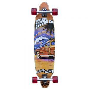 Скейтборд Longboard Shaun White Patrol 36''
