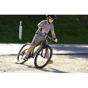 Велосипед Eightshot by Puky X-Coady 24 SL (оранжевый)
