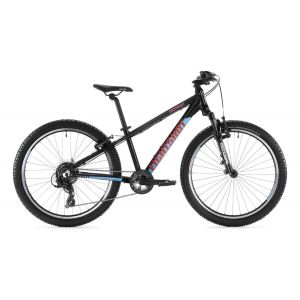 Велосипед Eightshot by Puky X-Coady 24 FS (черно-оранжевый)