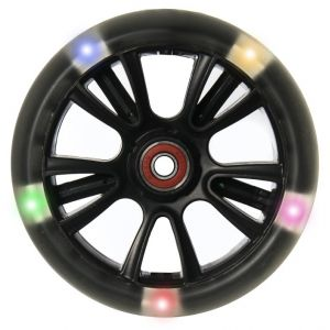 Самокат Explore Amigo Jetta LED Wheels (голубой)