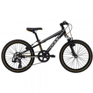 Велосипед детский Felt MTB Q 20 S team black/white