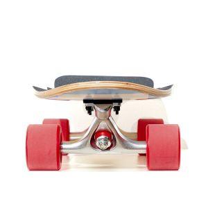"Скейтборд Fish Skateboards Cruiser Flounder 30"" (красный)"