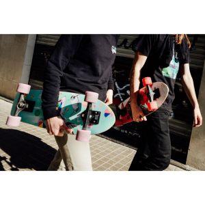 "Скейтборд Fish Skateboards Cruiser Crow 26"" (красный)"