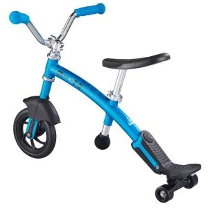 Беговел Micro G-Bike Chopper Deluxe Blue (синий)