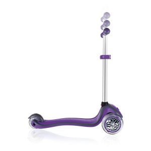 Самокат Globber My Free 2C Primo Plus (фиолетовый)