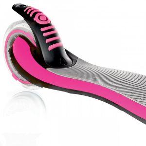 Самокат Globber Flow 125 Lights (розовый)