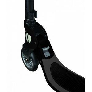 Самокат Globber Flow Foldable 125 (черно-серый)