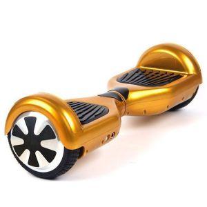 Мини-сигвей (гироборд) Candy wheels 6,5'' (золотистый)