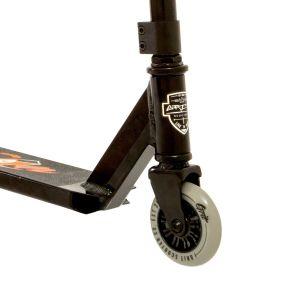 Трюковой самокат Grit Scooters Atom Black
