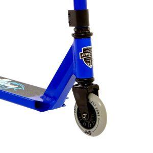 Трюковой самокат Grit Scooters Atom Blue