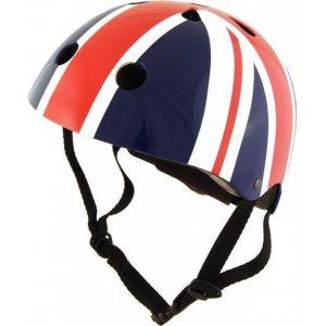 Шлем защитный Kiddimoto британский флаг