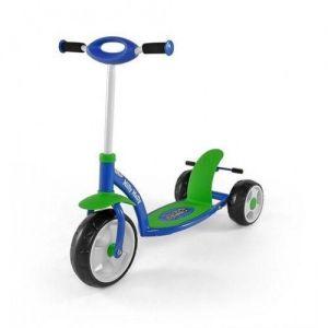 Самокат Milly Mally Sporty (сине-зеленый)
