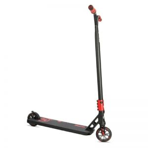 Трюковой самокат Hipe XL (black-matt red)
