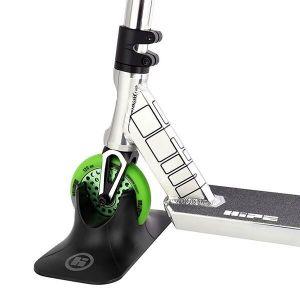 Трюковой самокат Hipe S20 Green Chrome