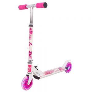 Самокат WORKER Racer (розовый)