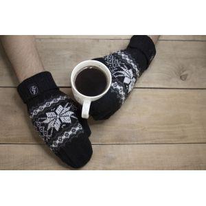 Рукавицы - варешки Volt Scandinavia black