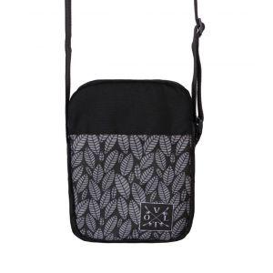 Мессенжер - сумка через плечо Volt Leaves Grey