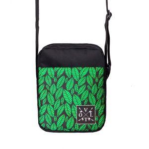 Мессенжер - сумка через плечо Volt Leaves Green