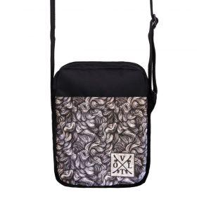 Мессенжер - сумка через плечо Volt Wind grey