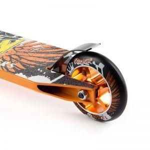 Самокат трюковой FOX PRO RAW-02 (оранжевый)
