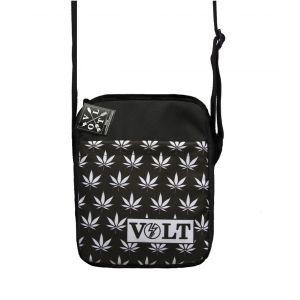 Мессенжер - сумка через плечо Volt Weed wht