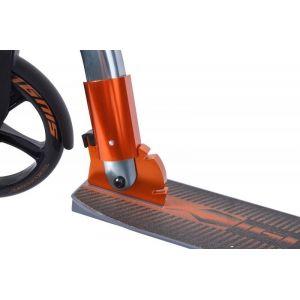 Самокат Tempish Ignis 200 AL Flex  (черно-оранжевый)