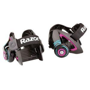 Ролики Razor Jetts Heel Wheels (черно-фиолетовый)