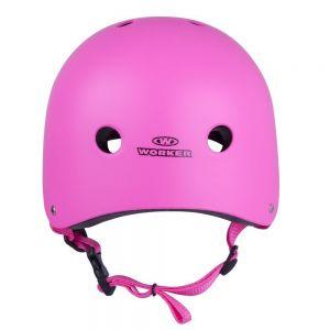 Шлем защитный Worker Neonik (розовый)