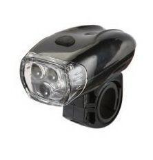 Светодиодный фонарик LED (черный)