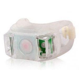 Светодиодный фонарик для самоката / велосипеда (белый)