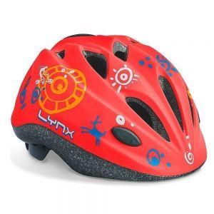 Шлем защитный Lynx Kids Red (красный)