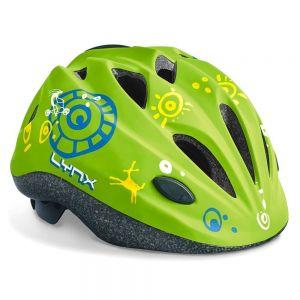 Шлем защитный Lynx Kids Matt Green (зеленый)