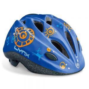 Шлем защитный Lynx Kids Blue (синий)
