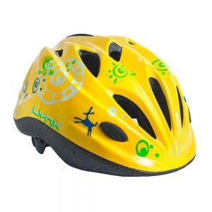 Шлем защитный Lynx Kids Matt Yellow (желтый)