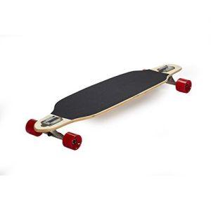 "Скейтборд Longboard Spartan Skull 38"""