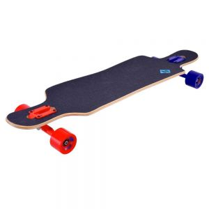 "Скейтборд Longboard Street Surfing Freeride Curve Higher Faster 39"""