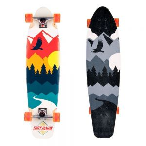 Скейтборд Longboard Tony Hawk Scenery 36""