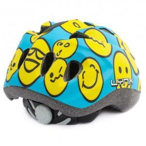 Шлем защитный Lynx Kids Blue Smiles