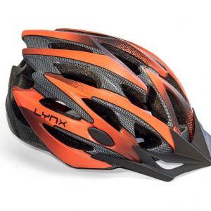 Шлем защитный Lynx Les Gets Matt (красный)
