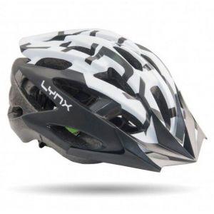 Шлем защитный Lynx Morzine Matt (белый)