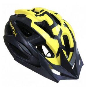 Шлем защитный Lynx Morzine Matt (желтый)