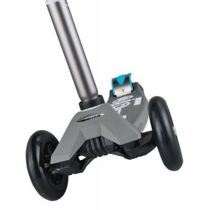 Самокат Maxi Micro Deluxe Volcano Grey T (серый)