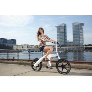 Гибридный велосипед Mando Footloose 20' (белый)