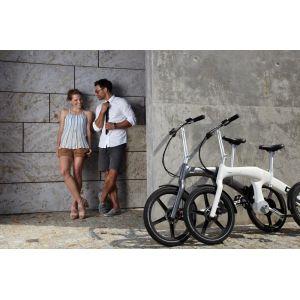 Гибридный велосипед Mando Footloose 20' (серый)