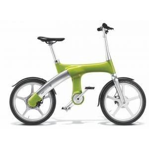 Гибридный велосипед Mando Footloose IM 20' (зеленый)