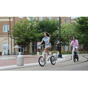 Гибридный велосипед Mando Footloose 20' (голубой)