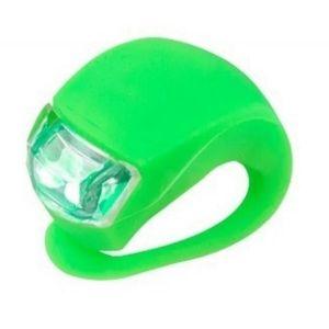Фонарик для самоката Micro Green