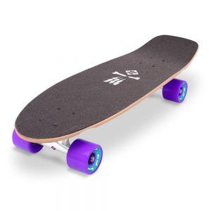 "Скейтборд Mini Longboard Street Surfing Kicktail Comics 28"""