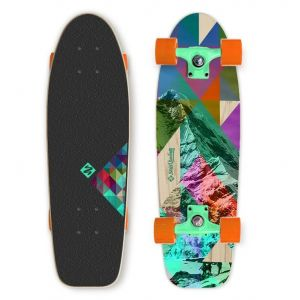 Скейтборд Mini Longboard Street Surfing Rocky Mountain 28""